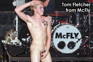 Watch those cheeky McFly boys including Tom Fletcher flirting with the audience at a gay club in London